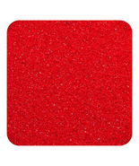 Sandtastik Classic Colored Non-Toxic Play Sand 25 lb (11.34 kg) Box - Red - $53.99