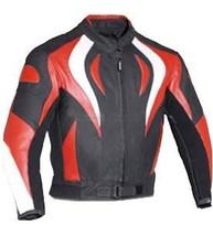 Custom Handmade Men  Motorcycle Leather Jacket, Biker Leather Jacket with Hump - $149.00