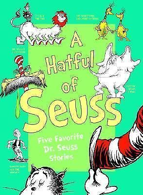 Primary image for A Hatful of Seuss by Dr. Seuss:5 FAVORITE STORIES;New MIP PaperBack;Free Shippin