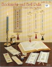 Bookmarks & Bell Pulls in Cross Stitch Country Crafts Pat Waters Leaflet... - $4.99