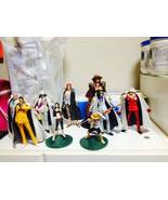 bandai one piece figures lot - $15.00