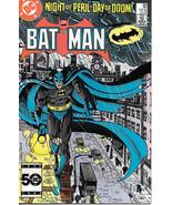 Batman Comic Book #386 First Black Mask, DC Comics 1985 NEAR MINT NEW UN... - $241.79