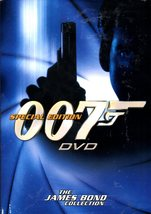 DVD - 007 -  The James Bond Collection (7 DVD's) - $14.95
