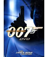 DVD - 007 -  The James Bond Collection (7 DVD's) - $15.00