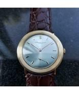Men's Audemars Piguet Geneve 18k Solid Gold Dress Watch, c.1970s Swiss N... - $4,851.00