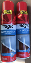 2-Pack of Magic Countertop Cleaner 17 oz Clean Shine Protect Remove Dirt Residue - $39.99