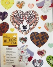 FEBRUARY 2016 Anita Goodesign Embroidery Designs (CD ONLY) ALL ACCESS VI... - $29.69