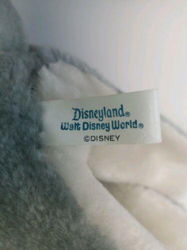 "Disneyland Eeyore Plush Gray Donkey Winnie the Pooh 8.5"" Stuffed Animal image 6"