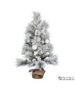 "Vickerman 36"" Frosted Beacon Pine Tree - $112.73"