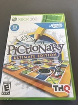 Pictionary Ultimate Edition Xbox 360 Game Microsoft New And Sealed Free ... - $8.81