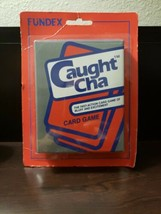 Caught Cha Card Game New in Package.  - $10.00