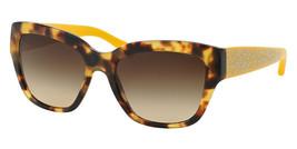 New Coach Women Butterfly Sunglasses Tortoise-Yellow HC8139 L110 - $142.99