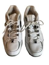 NEW BALANCE 336 ccap Women's sz 8 CWX336B Leather sneakers White cross t... - $29.60