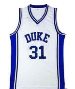 Shane Battier #31 College Basketball Custom Jersey Sewn White  Any Size - $29.99+
