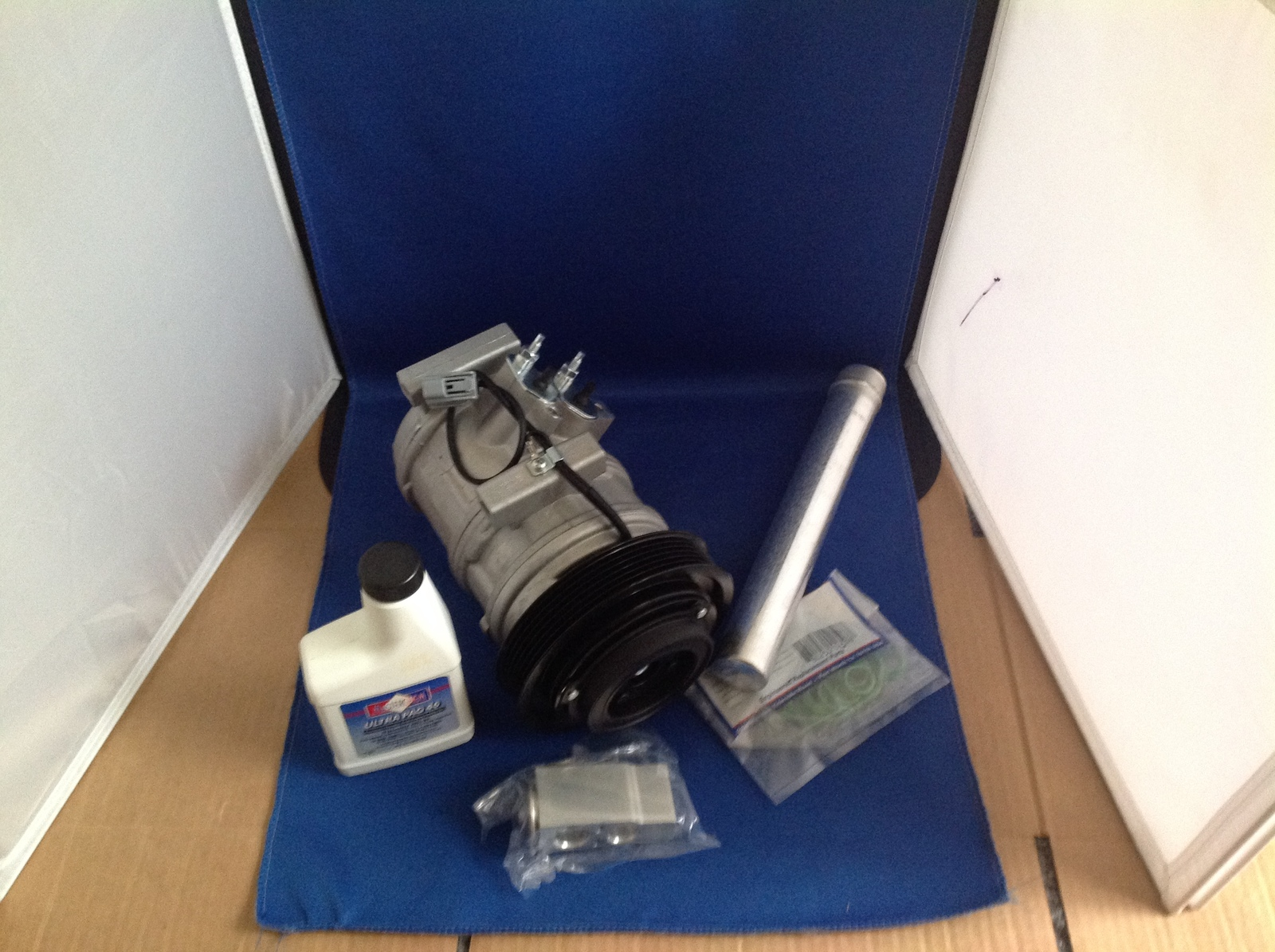 03 07 honda accord v6 3.0 ac air conditioning compressor kit