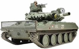 Tamiya 1/16 No.13 US Army Airborne Tank M551 Sheridan Display Model Plas... - $791.00