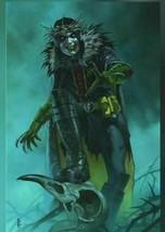 DARK NIGHTS DEATH METAL #3 FEDERICI VARIANT ROBIN KING NM Ships in Mylit... - $24.74