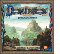 Dominion Board Game 2nd Edition Pack Update Tactical Intrigue Guilts Exp... - $45.04