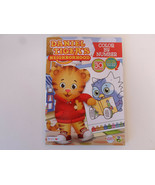 PBS Kids Daniel Tiger's Neighborhood Color by Number Activity Book By Be... - $2.95