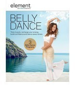 ELEMENT BELLY DANCE BELLYDANCE DVD EXERCISE FITNESS NEW SEALED - $13.54