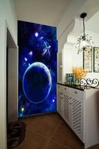 3D Moon Star 1 Wall Paper Murals Wall Print Decal Wall Deco Aj Wallpaper - $32.15+