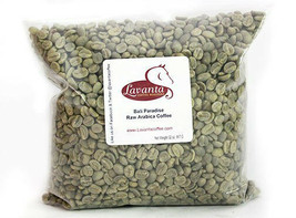 Lavanta Coffee Green Bali Paradise Two Pound Package - $32.67