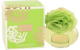 Coach Poppy Citrine Blossom 3.4 Oz Eau De Parfum Spray image 3