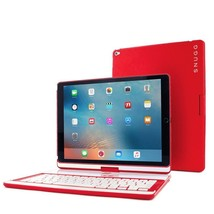 iPad Pro 12.9 Inch Case Cover 360° Degree Rotatable Wireless Bluetooth K... - $89.09