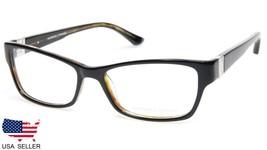 New Prodesign Denmark 7612 c.6022 Black Eyeglasses Frame 54-16-135 B32mm Japan - $83.29