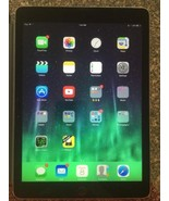 iPad Air 2 16 GB A1567 Space Gray AT&T, T-Mobile, Verizon, Sprint - $574.17