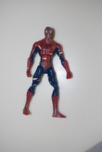 "Spider-Man Action Figure 2006 Hasbro Poseable 5"" Ravaged Spider-Man 3 Movie - $12.95"