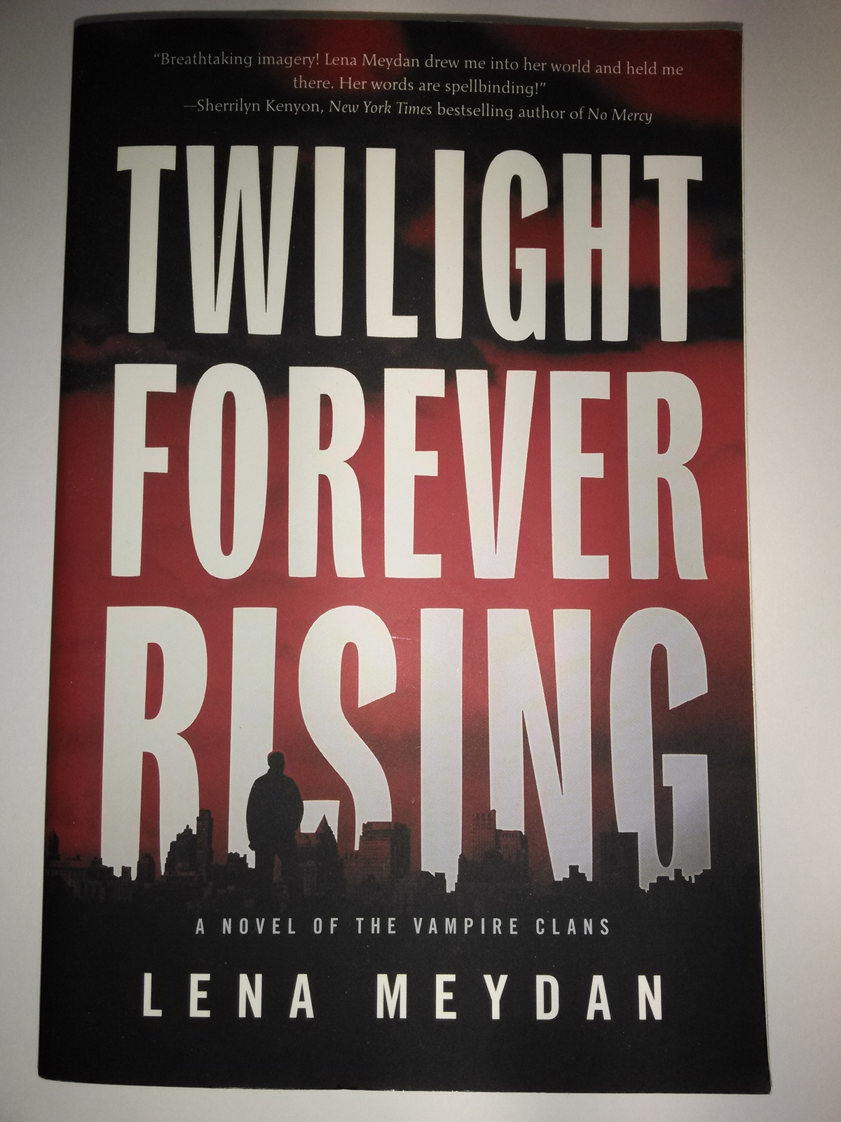 Primary image for Twilight Forever Rising (Vampire Clan Novels) Paperback – September 28,