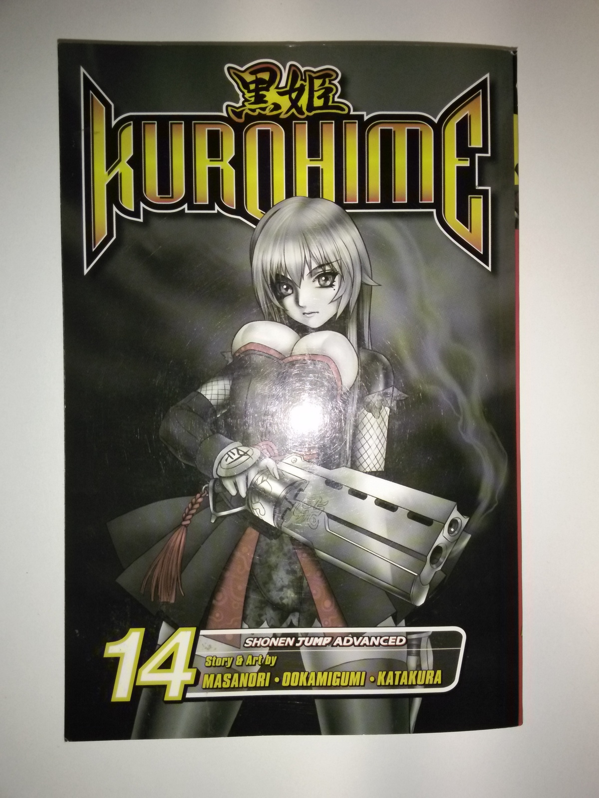 Primary image for Kurohime, Vol. 14 Paperback – November 4, 2009 BRAND NEW COLLECTOR'S ITEM