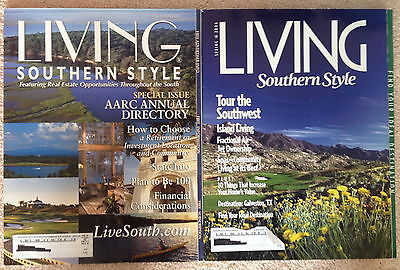 Primary image for Lot 2 Living Southern Style Fall 2005 Spring 2006 Southwest Tour Retirement Home