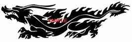 ASIAN DRAGON CROSS STITCH CHART - $10.00