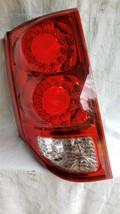 11-16 Dodge Grand Caravan LED Taillight Left Driver LH image 1