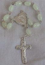 Mini grapefruit rosary - $12.00