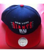NFL N.Y. Giants Cap Adult Adjustable - $8.99