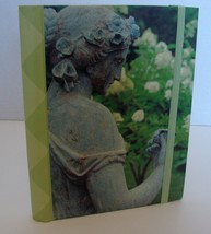 Garden Ornaments Deluxe Journal (Potter Style) Diary Ruled Pages - $8.99