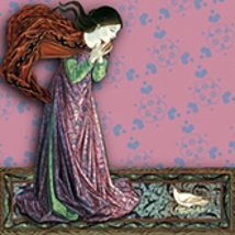 Renaissance Woman Dove FREE Banner and Matching Avatar for Bonz Sellers ... - $0.00