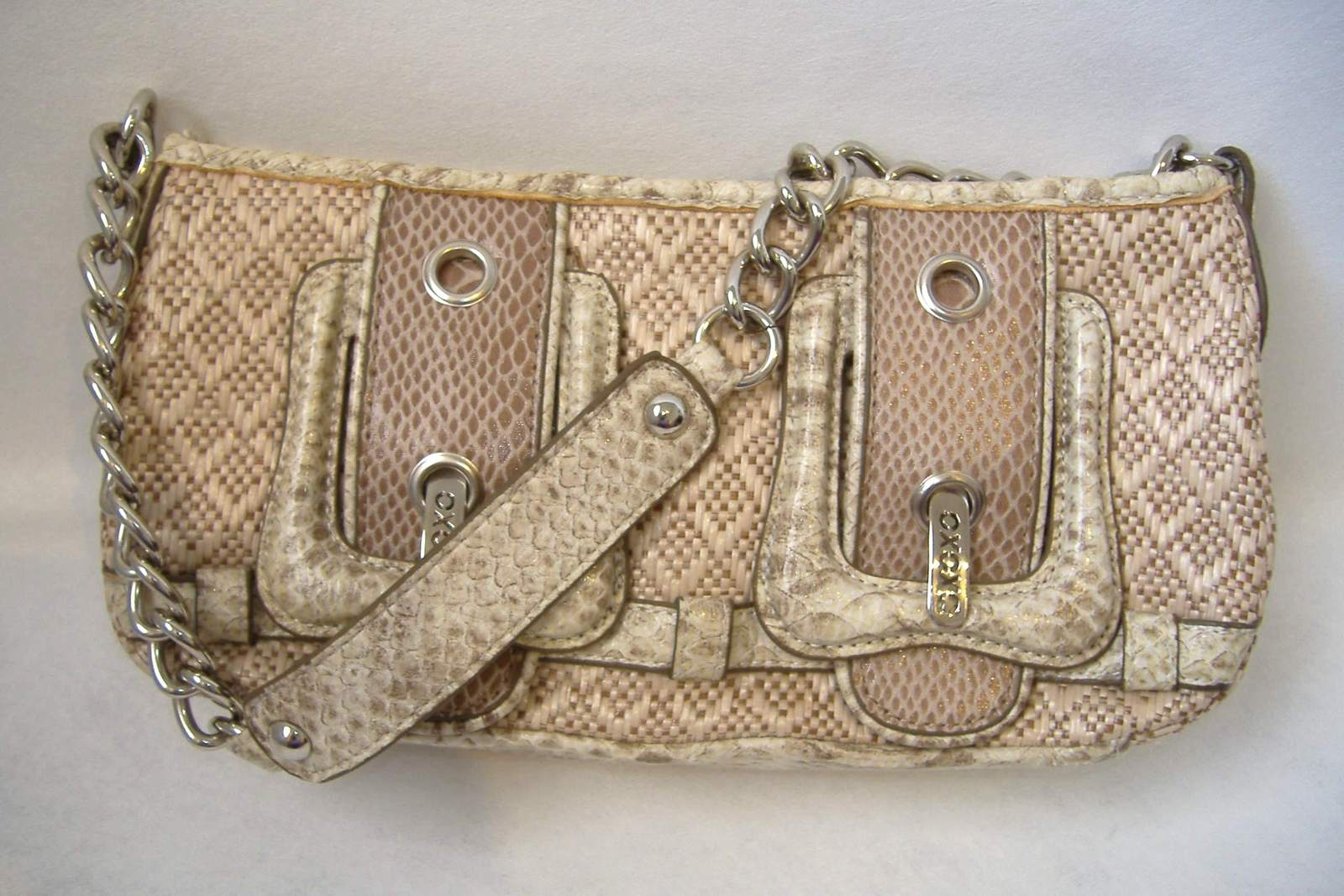 Purse xoxo beige  1    2