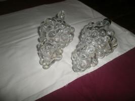 Glass Grape Decantors - $5.00