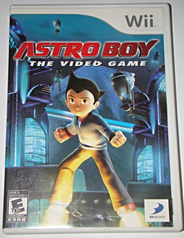 Primary image for Nintendo Wii - Astro Boy The Video Game (Complete with Instructions)