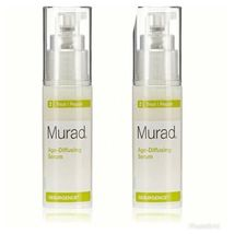2x Murad Age Diffusing Serum 1.0 Fl. Oz 30 mL Resurgence Made in USA Fre... - $33.16