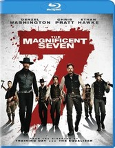 Magnificent Seven (2016/Blu-Ray/Ultraviolet)