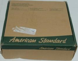 American Standard 1660788 295 8 inch Square Rain Showerhead Brushed Nickel image 1