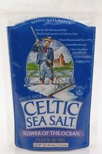 Primary image for CELTIC SEA SALT ~ FLOWER OF THE OCEAN ~ ½ lb (227g)