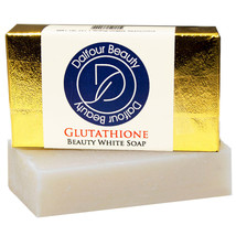 NEW 3 Bars of Dalfour Beauty Gold Foil Glutathione Whitening Soap - $42.52