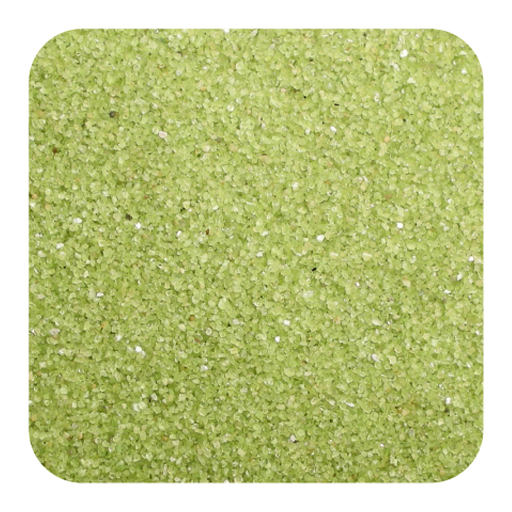 Primary image for Sandtastik Floral Colored Home Decorative Sand 2 lb (909 g) Bag - Wild Lime