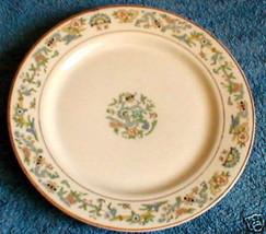 Syracuse Oriental Salad Plate  No Red Flower - $6.68
